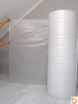 Buborékfólia (légpárnás fólia) 1m/100m