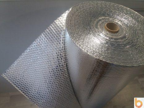 Solflex buborékos hőtükör fólia 50m2