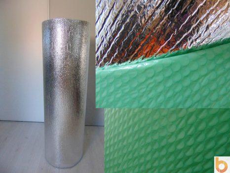 Buborékos (légpárnás) hőtükör fólia 12 m2