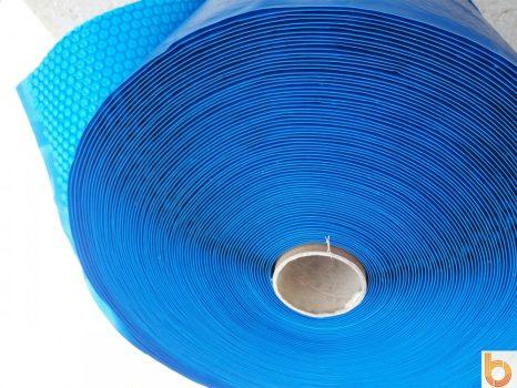 Solar medence takaró fólia tekercs 128cm/30m