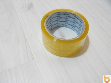 Átlátszó ragasztószalag (normál)
