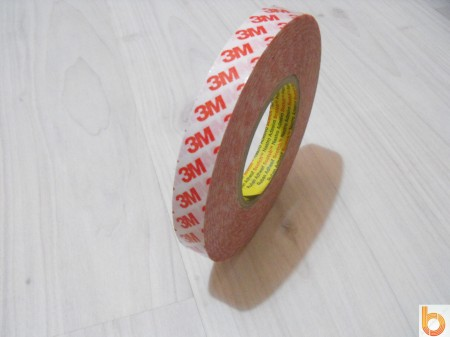 Kétoldalú ragasztószalag (profi) 19mm