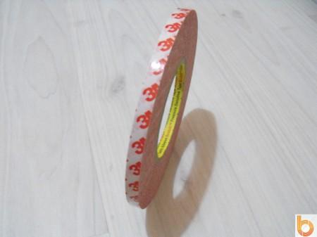 Kétoldalú ragasztószalag (profi) 9mm