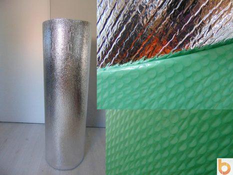 Buborékos (légpárnás) hőtükör fólia 25 m2