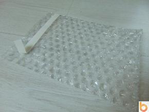 buborékfólia tasak